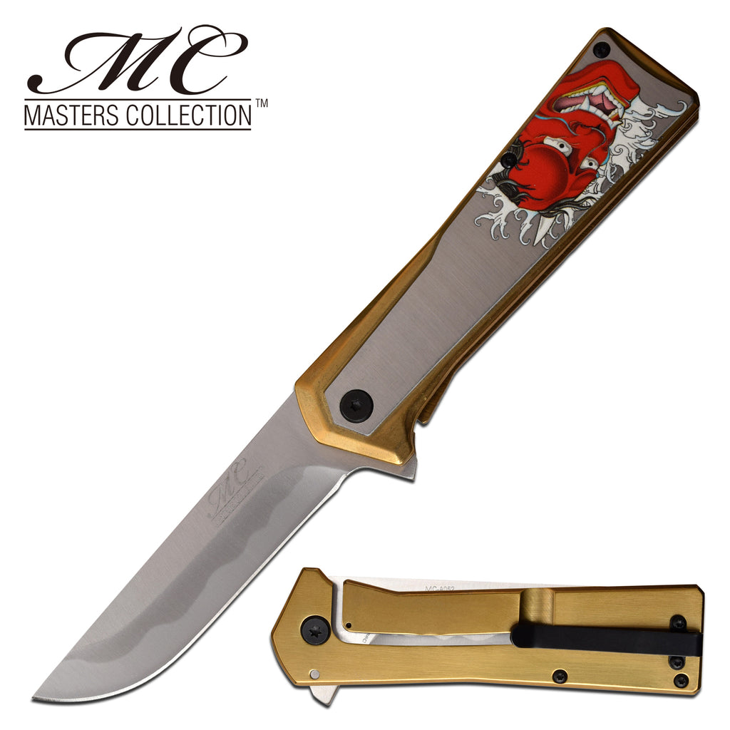 Masters Collection MC-A052G Spring Assisted Knife