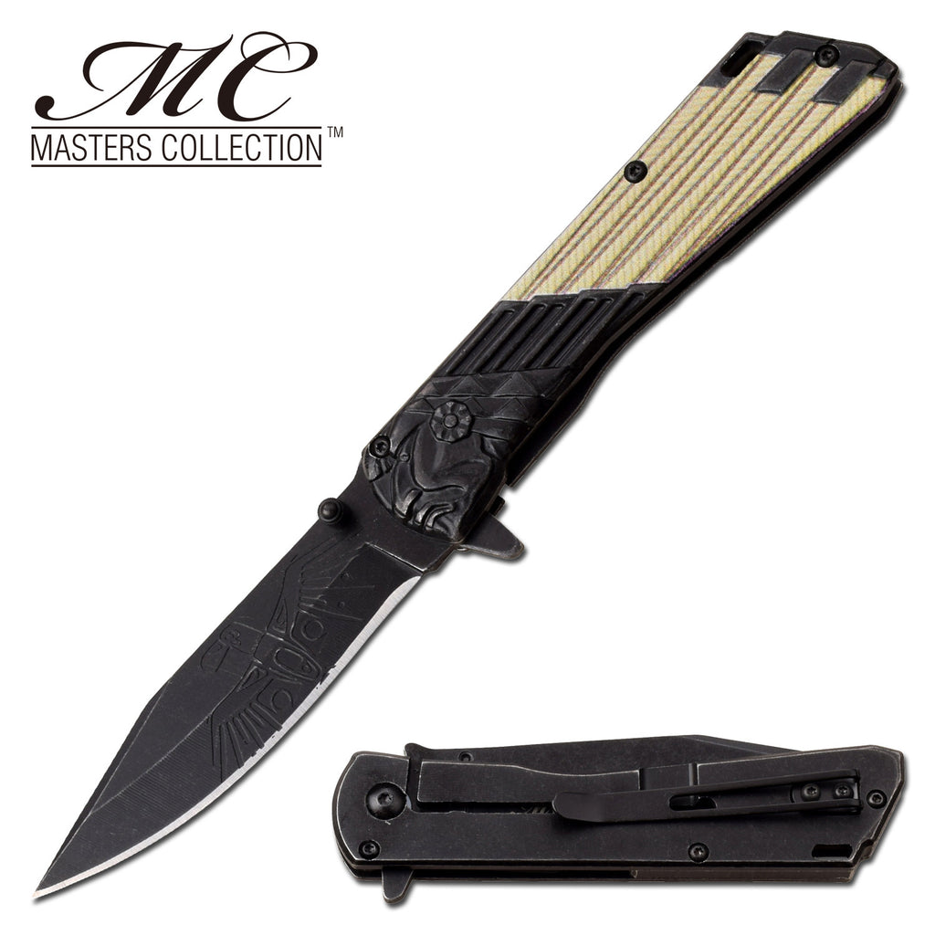 Masters Collection MC-A053SW Spring Assisted Knife