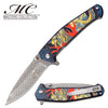 Related product : Masters Collection MC-A058BL Spring Assisted Knife