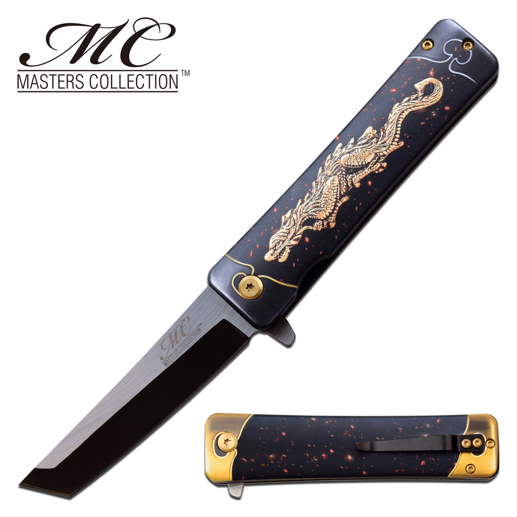 Masters Collection MC-A061D Spring Assisted Knife