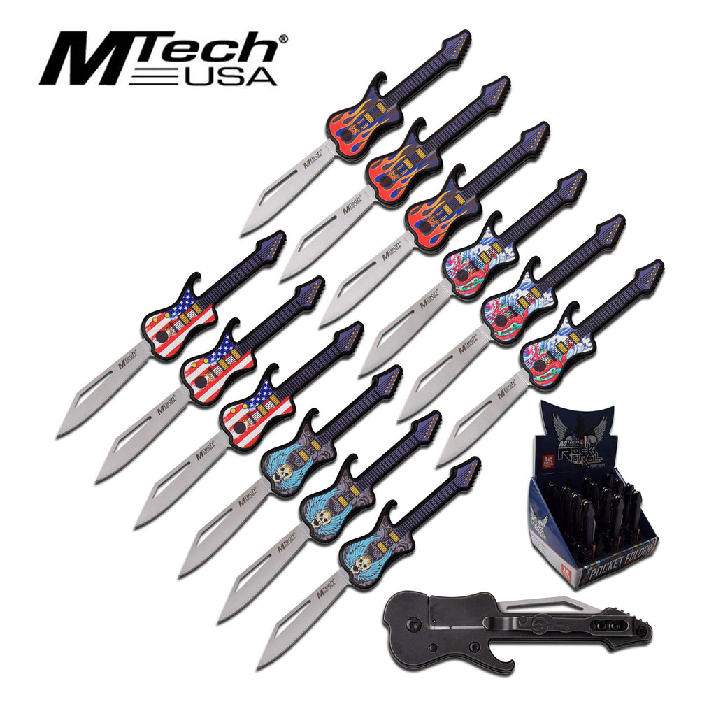 MTech MT-1038POP Manual Folding Knife