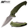 Related product : MTech MT-1063GN Folding Knife