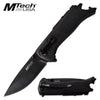 Related product : MTech MT-1082BK Manual Folding Knife