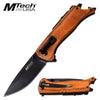 Related product : MTech MT-1082BR Manual Folding Knife