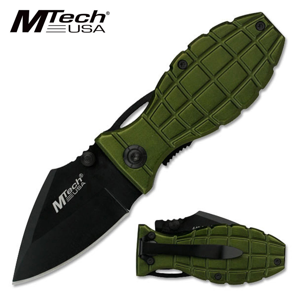 MTech MT-426GN Folding Knife