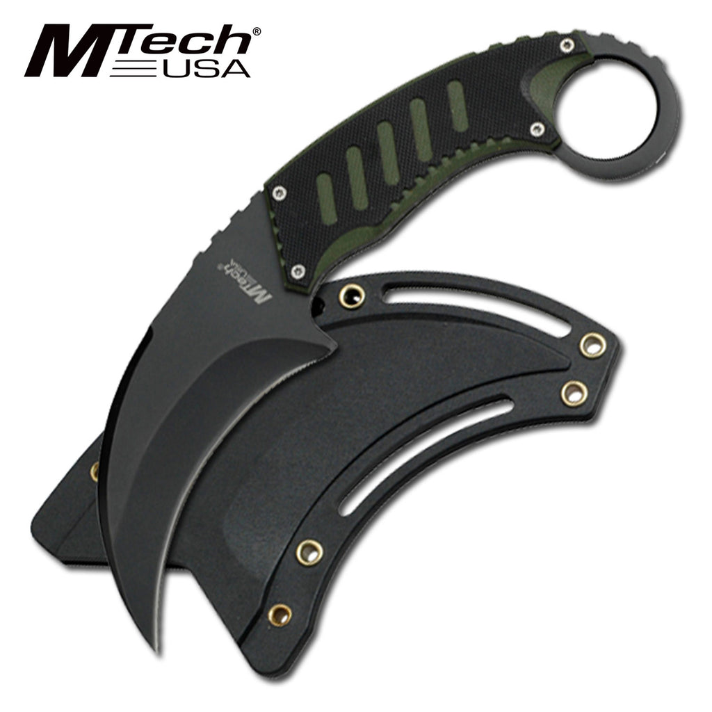 MTech MT-665BG Fixed Blade Knife