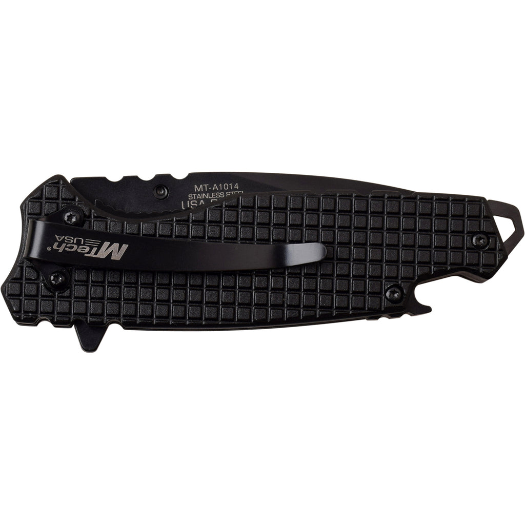 MTech MT-A1014BK Spring Assisted Knife