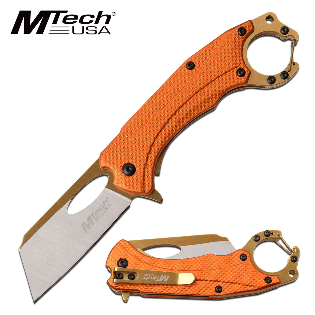 MTech MT-A1028RO Spring Assisted Knife