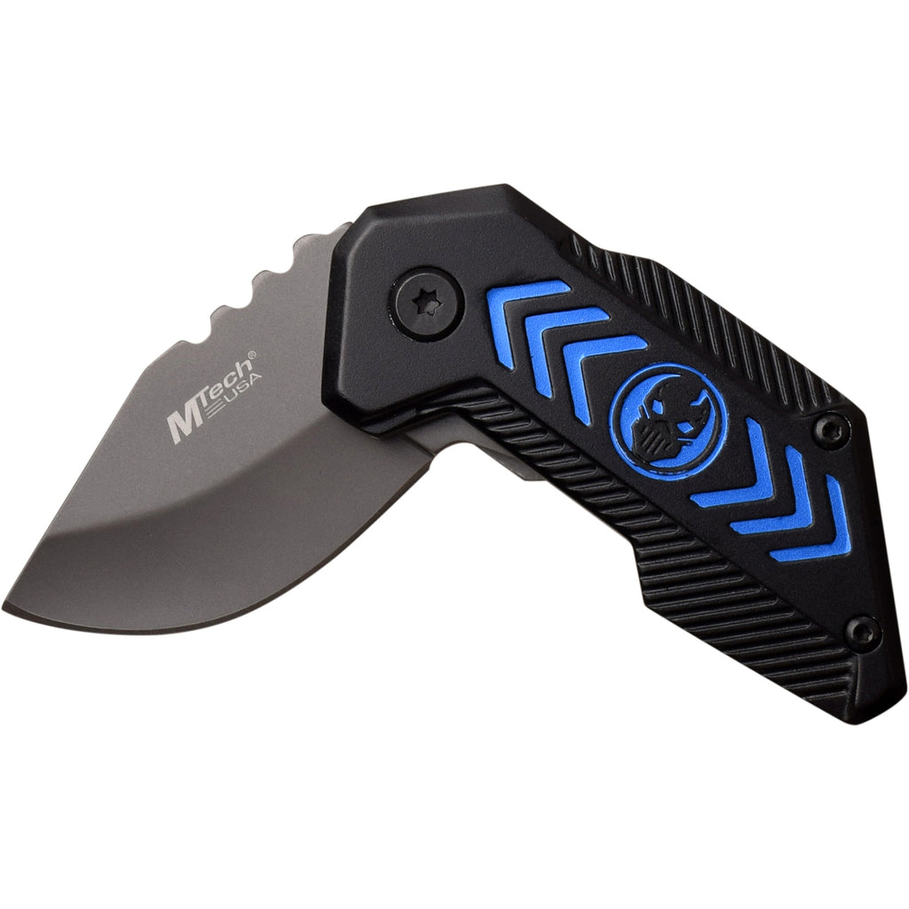 MTech MT-A1051BL Spring Assisted Knife