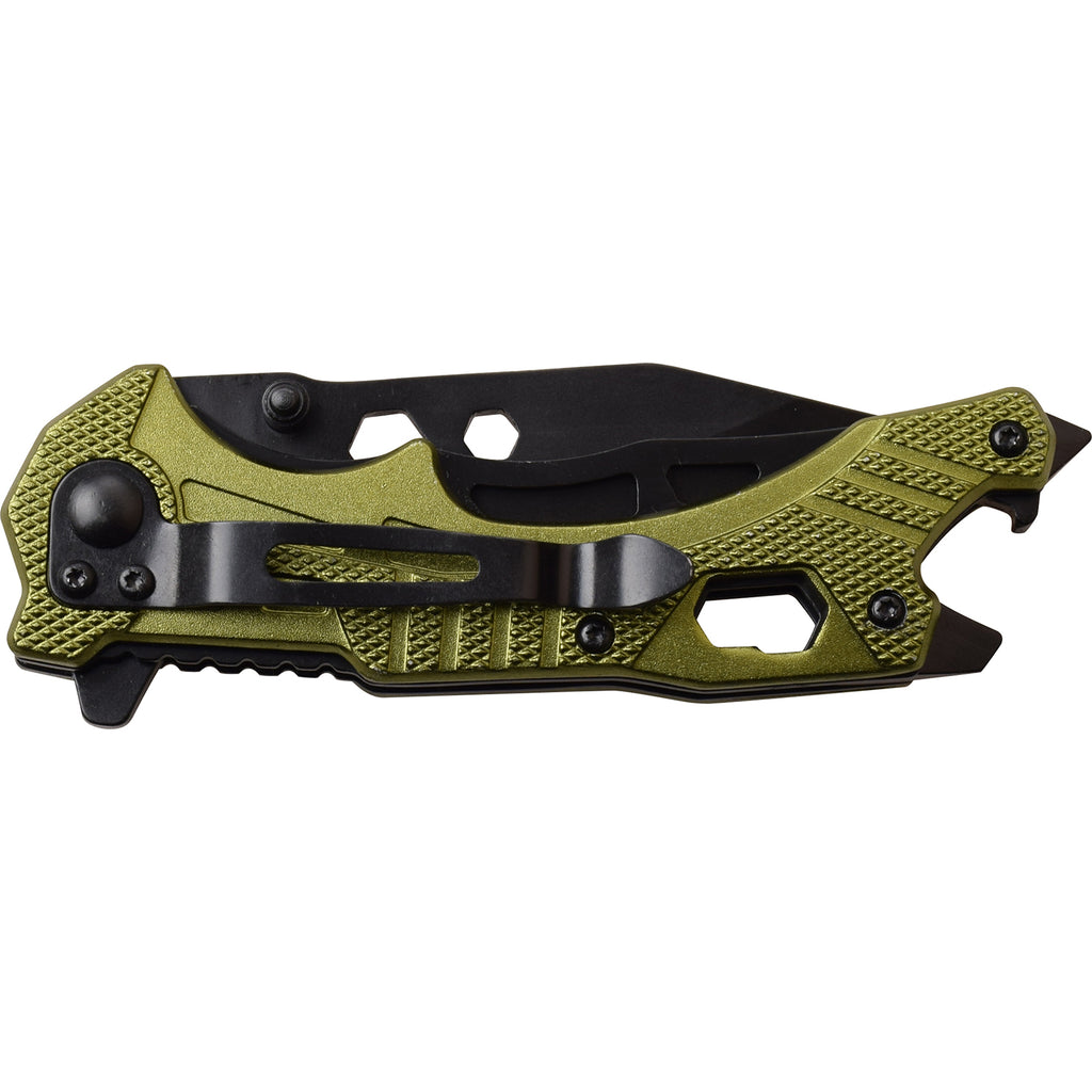 MTech MT-A1058GN Spring Assisted Knife