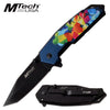 Related product : MTech MT-A1062BL Spring Assisted Knife