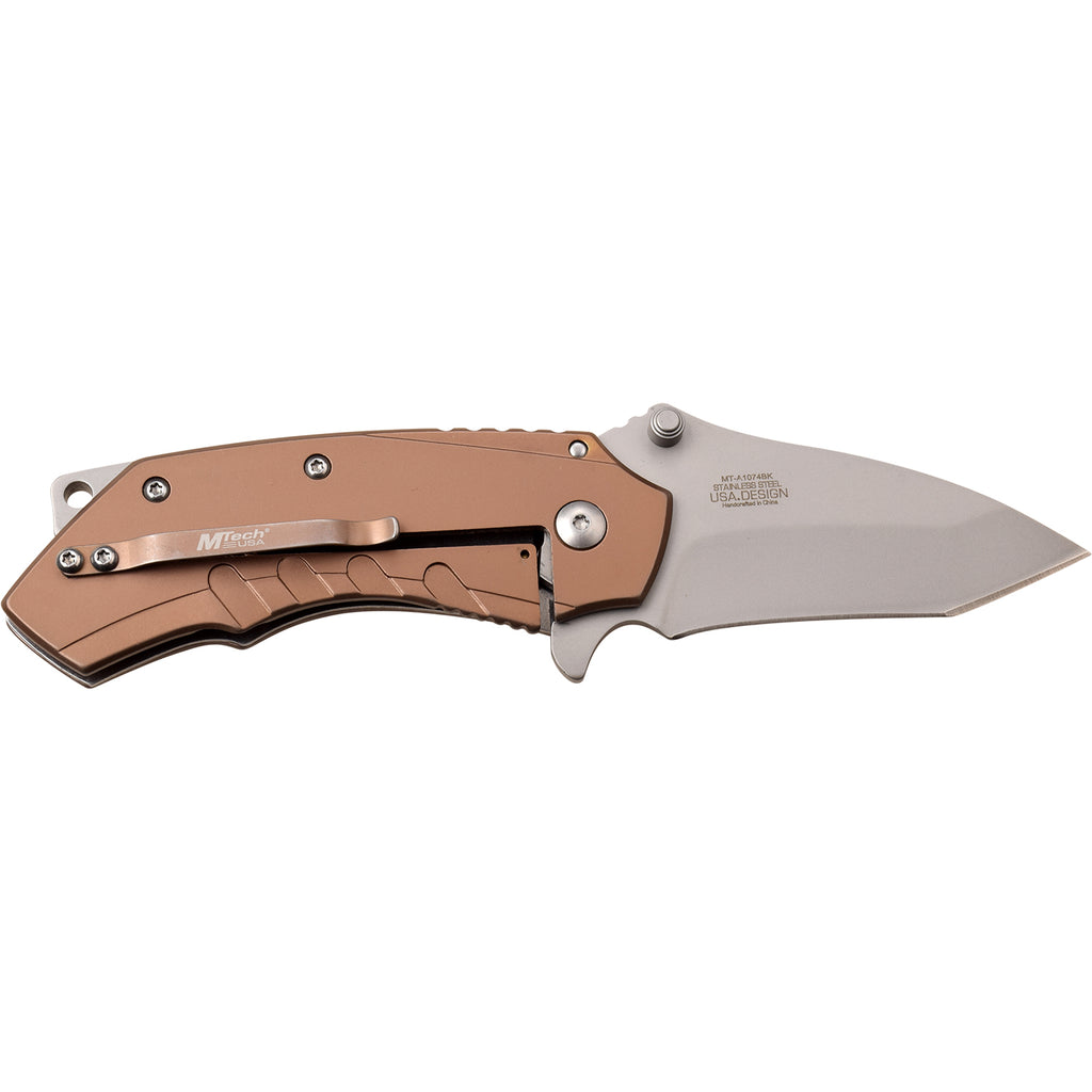MTech MT-A1074BK Spring Assisted Knife