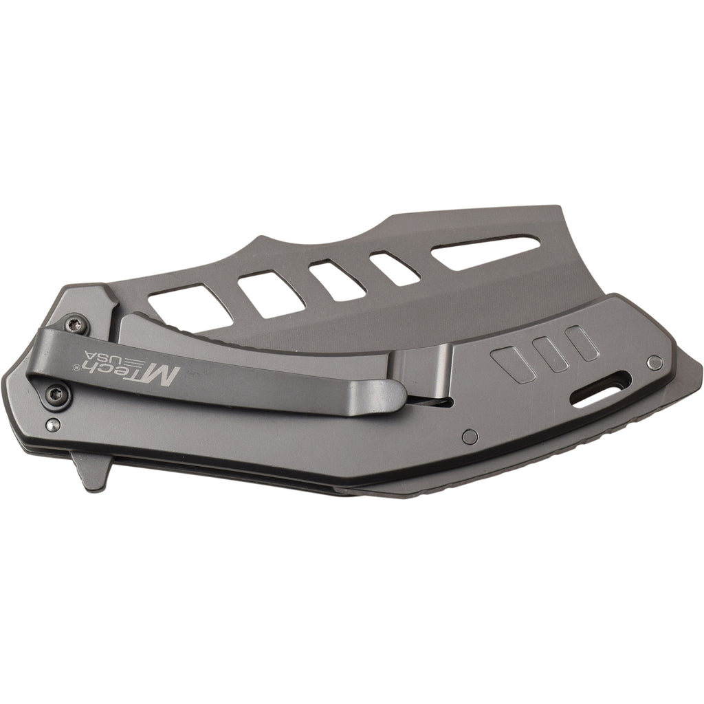MTech MT-A1084GY Spring Assisted Knife