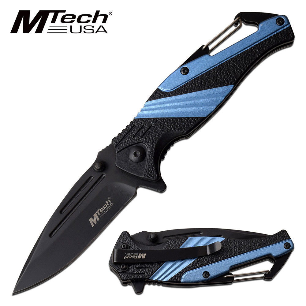MTech MT-A1094BL Spring Assisted Knife
