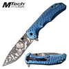 Related product : MTech MT-A1105BL Spring Assisted Knife