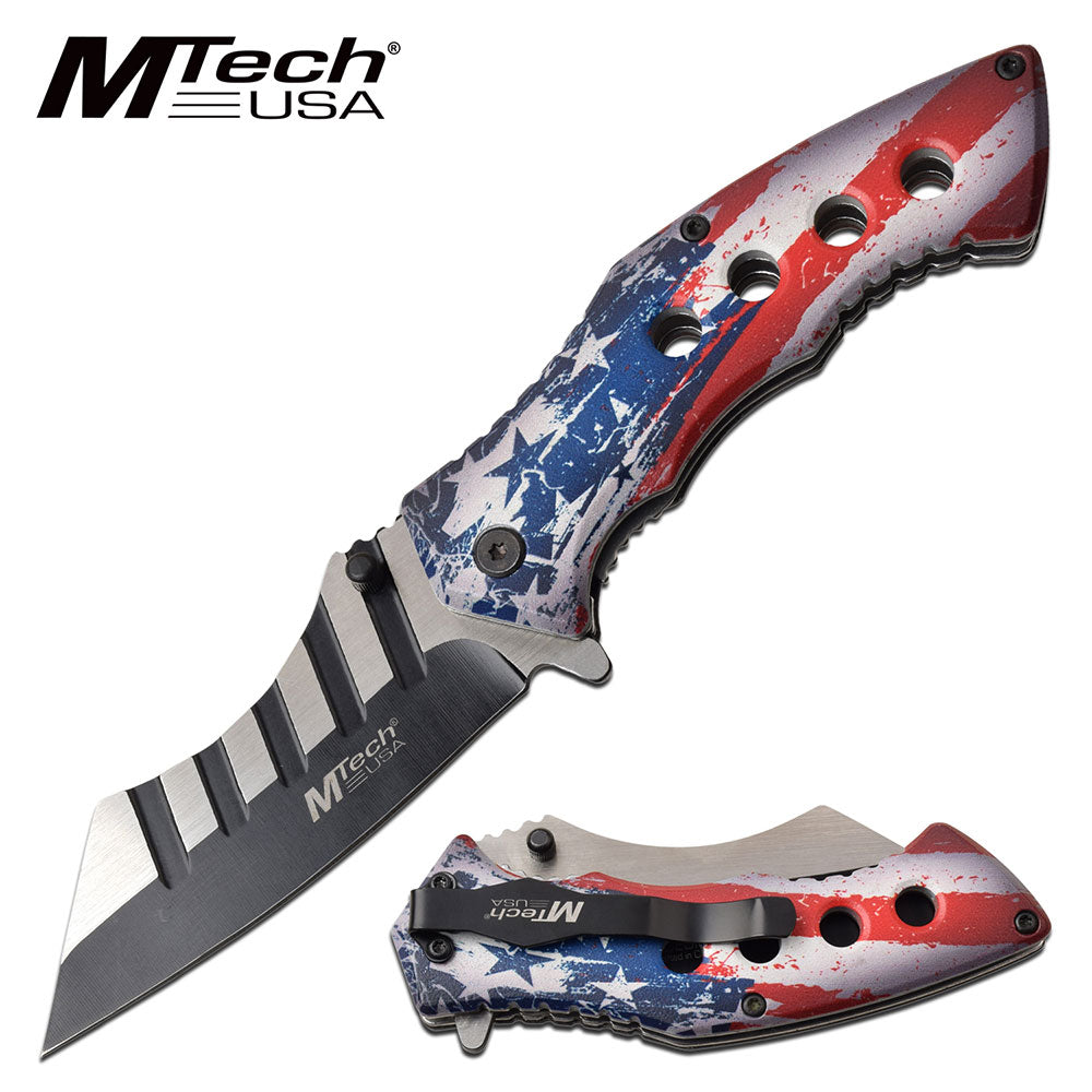 MTech MT-A1110A Spring Assisted Knife