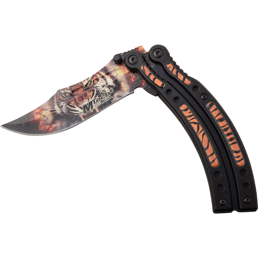 MTech MT-A1122TG Spring Assisted Knife