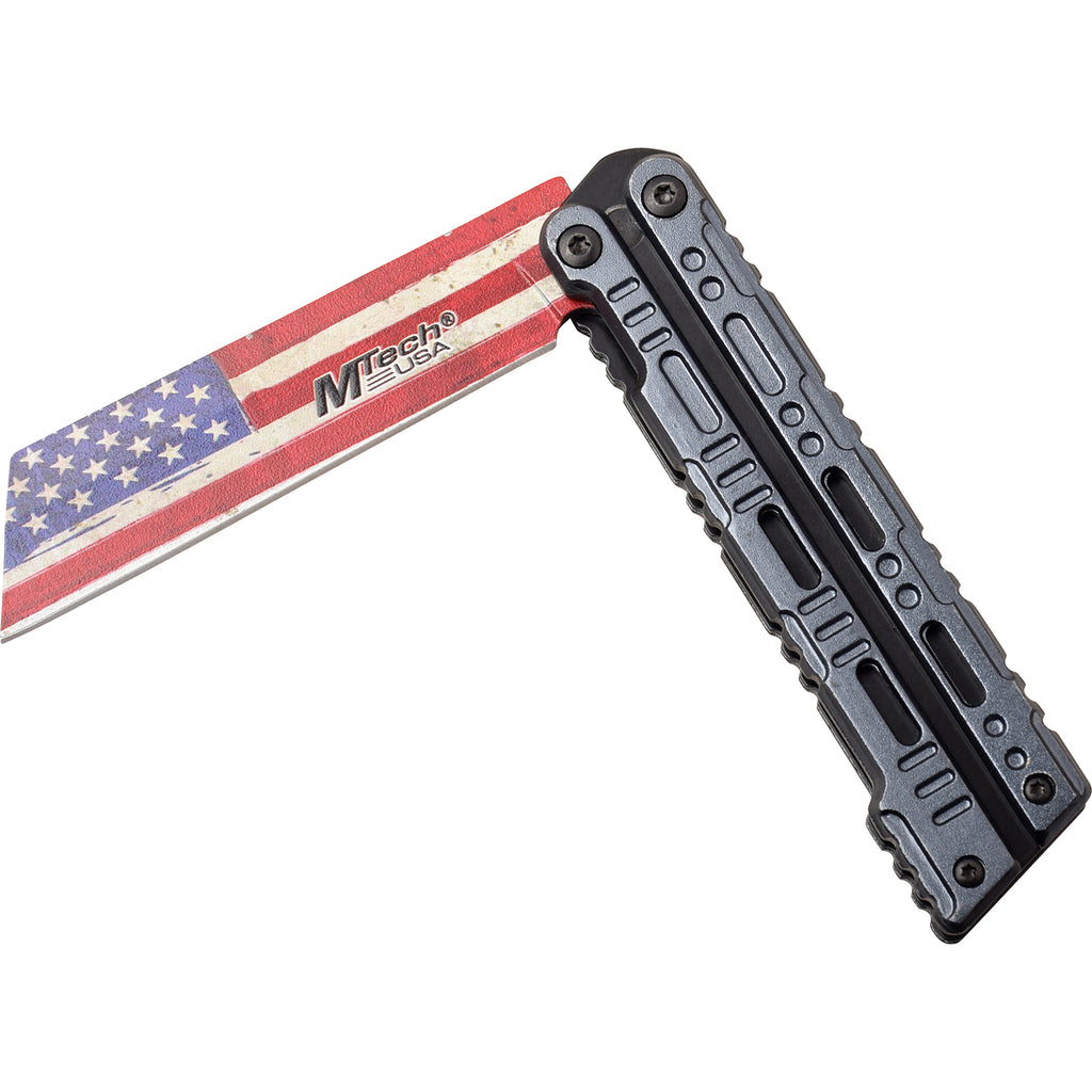 MTech MT-A1123BL Spring Assisted Knife