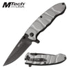 Related product : MTech MT-A1145GY Spring Assisted Knife