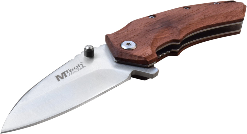 MTech MT-A1158BR Spring Assisted Knife