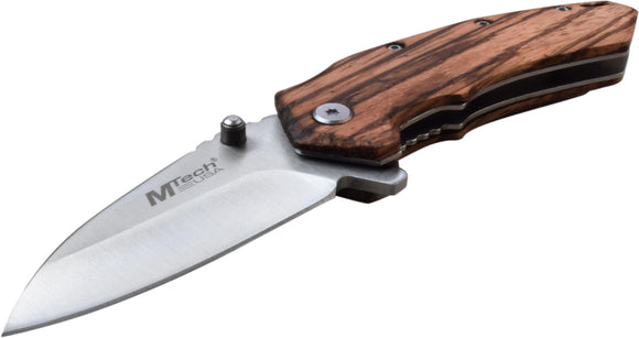 MTech MT-A1158ZW Spring Assisted Knife