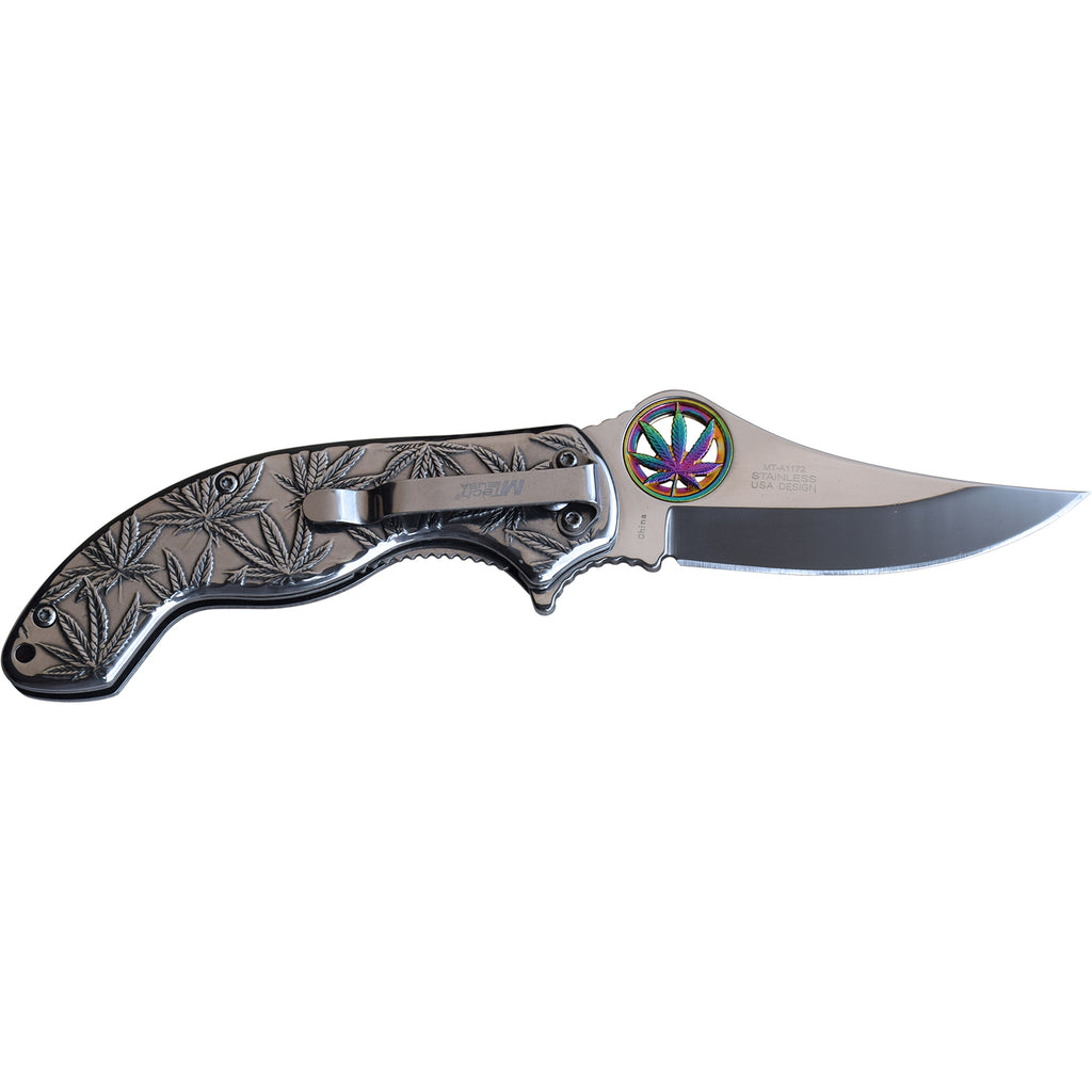 MTech MT-A1172MR Spring Assisted Knife