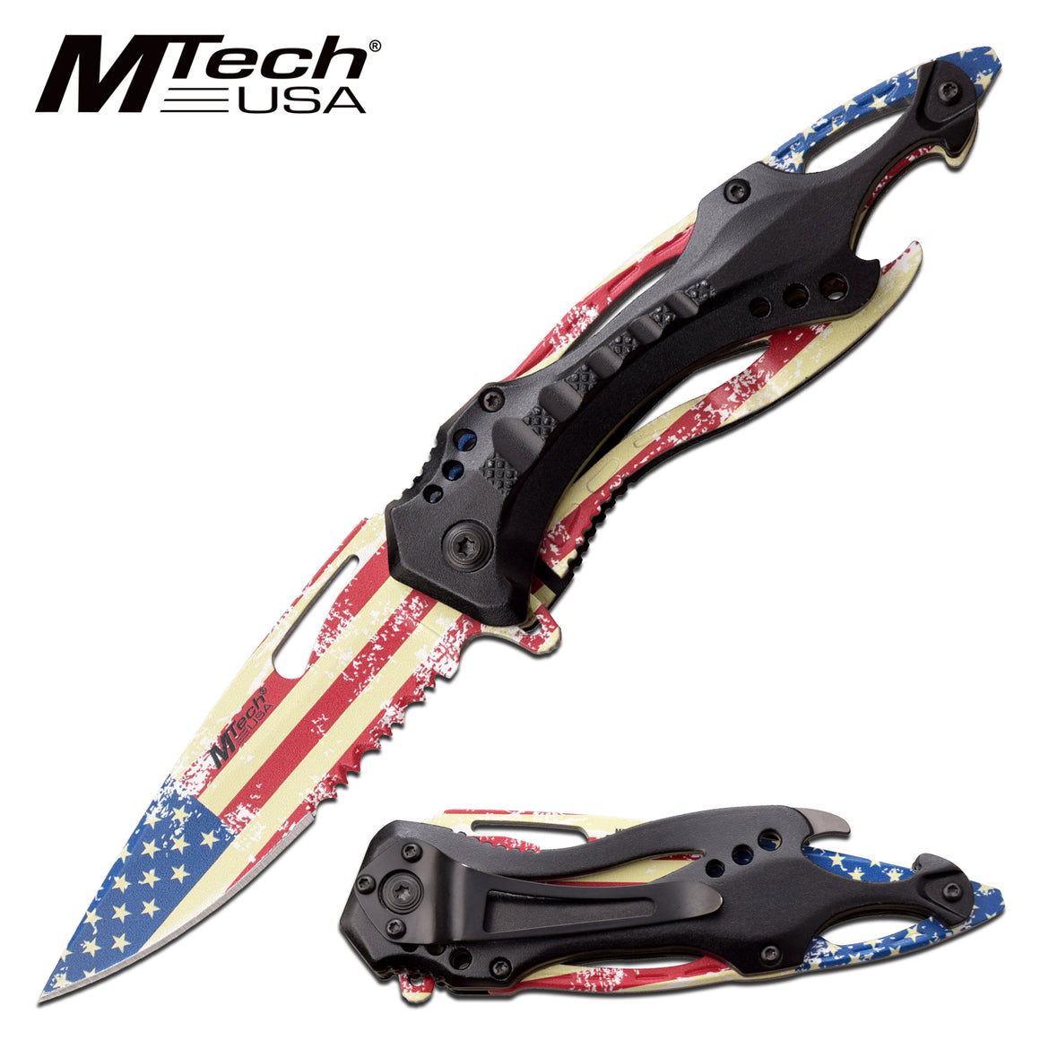 MTech MT-A705AF Spring Assisted Knife