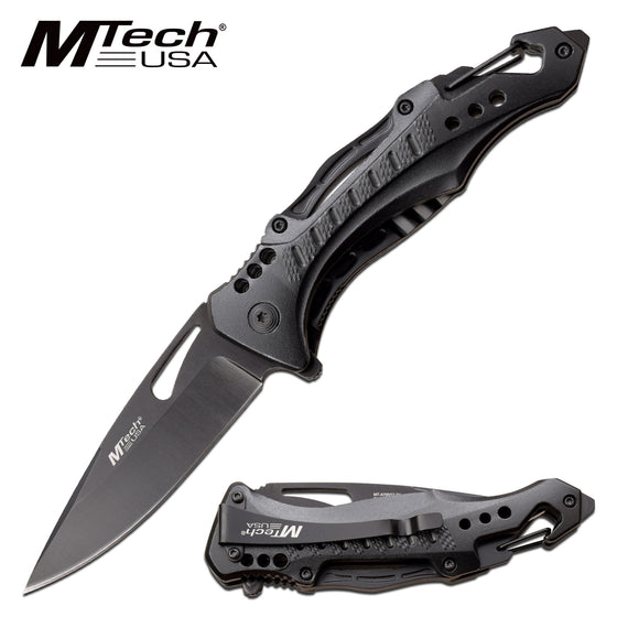 MTech MT-A705G2-BK Spring Assisted Knife