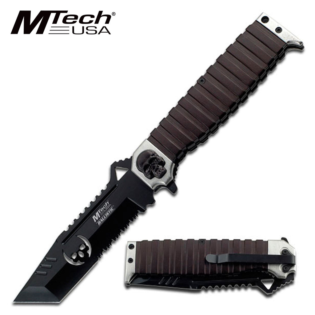 MTech MT-A820S Spring Assisted Knife