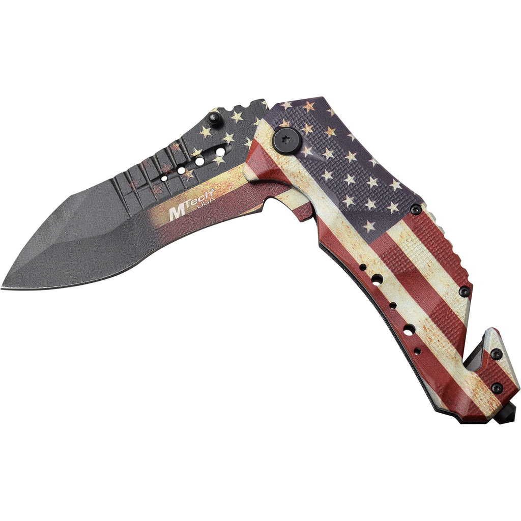 MTech MT-A845F Spring Assisted Knife