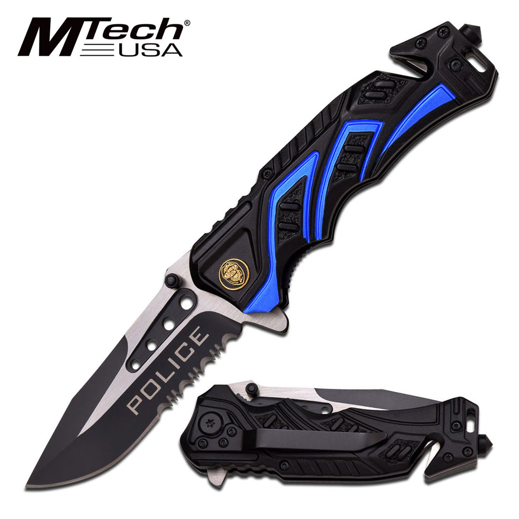 MTech MT-A865PD Spring Assisted Knife