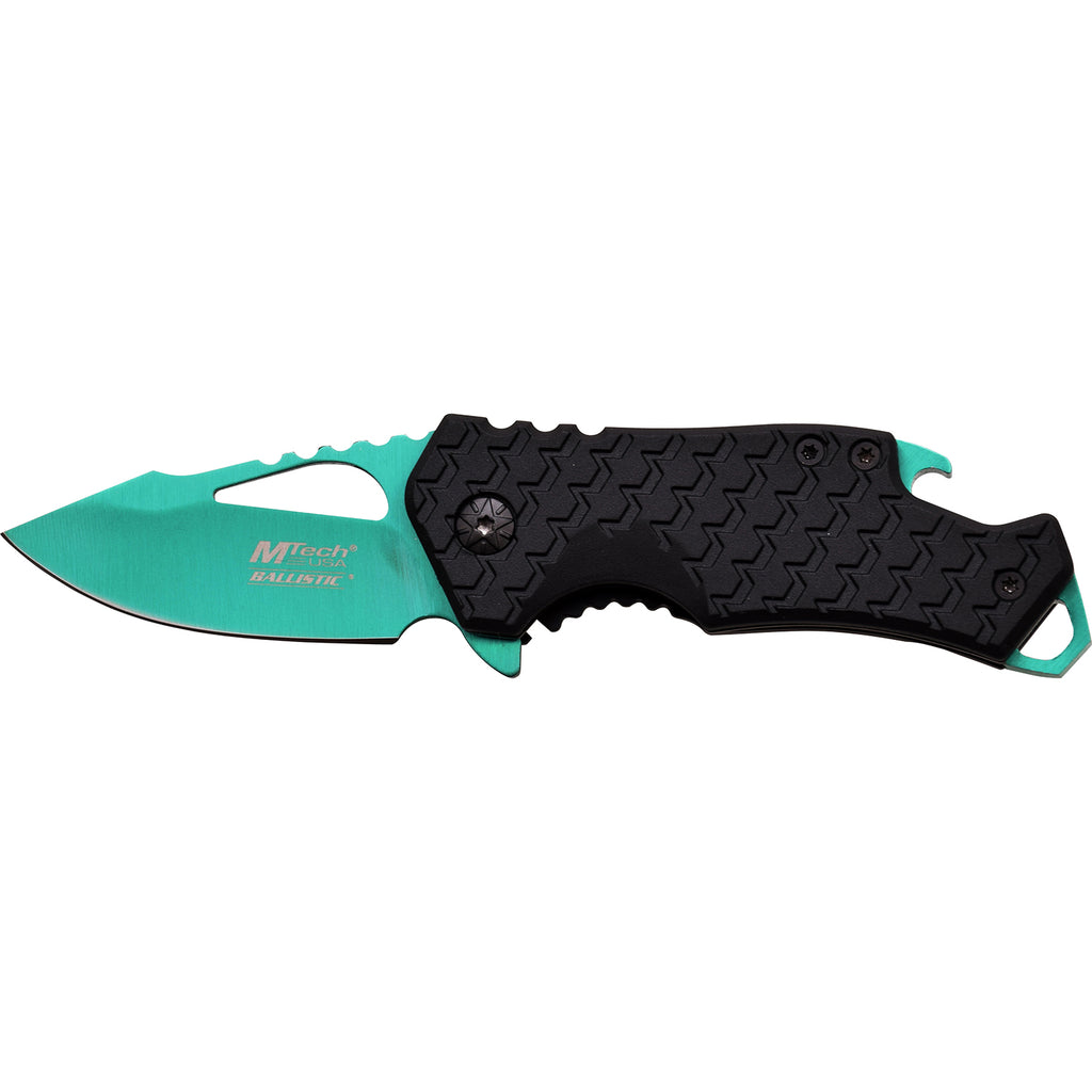 MTech MT-A882GN Spring Assisted Knife