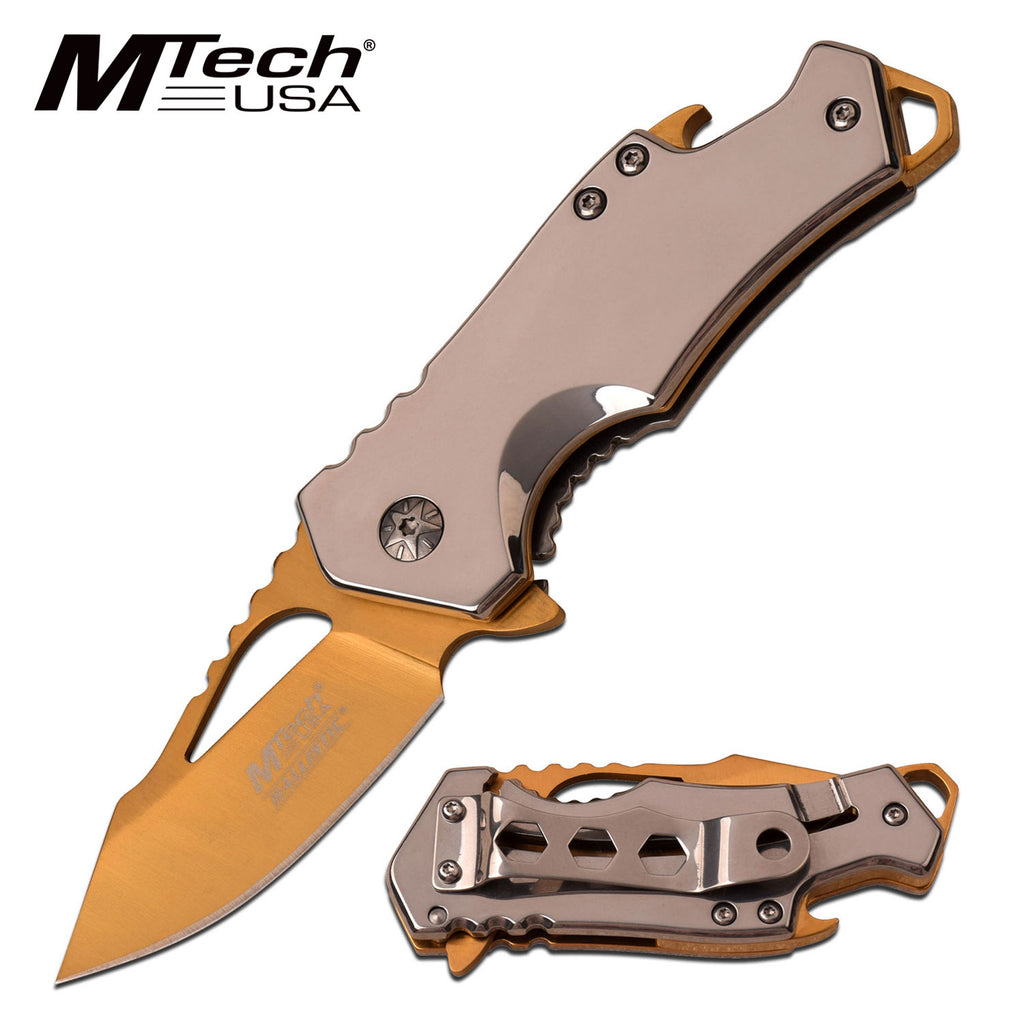 MTech MT-A882SGD Spring Assisted Knife