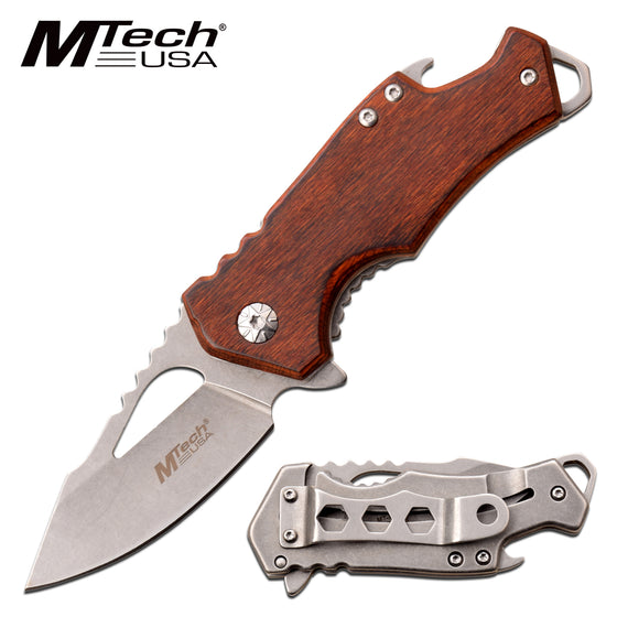 MTech MT-A882WD Spring Assisted Knife