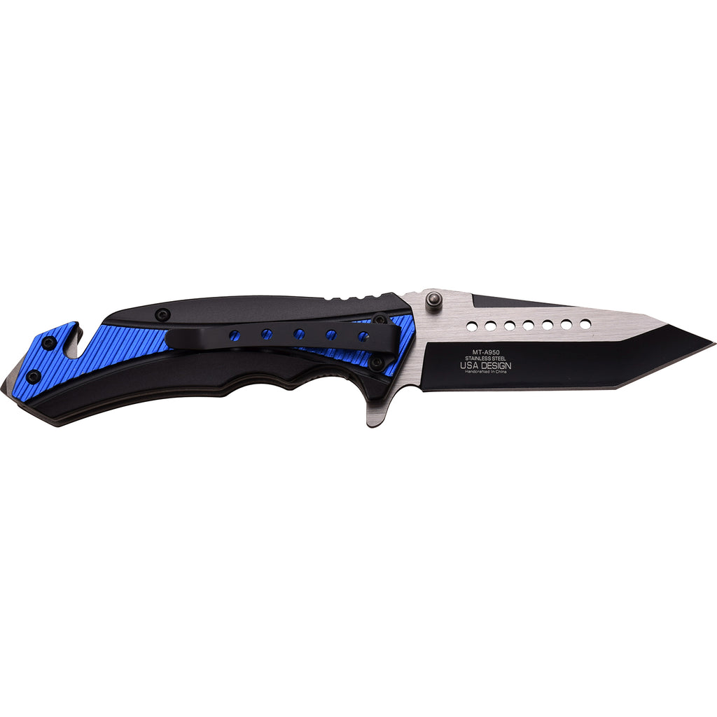 MTech MT-A950BL Spring Assisted Knife