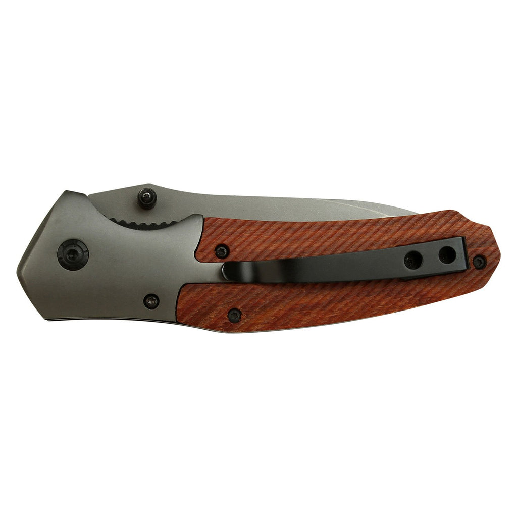 MTech Evolution MTE-A015-WD Spring Assisted Knife