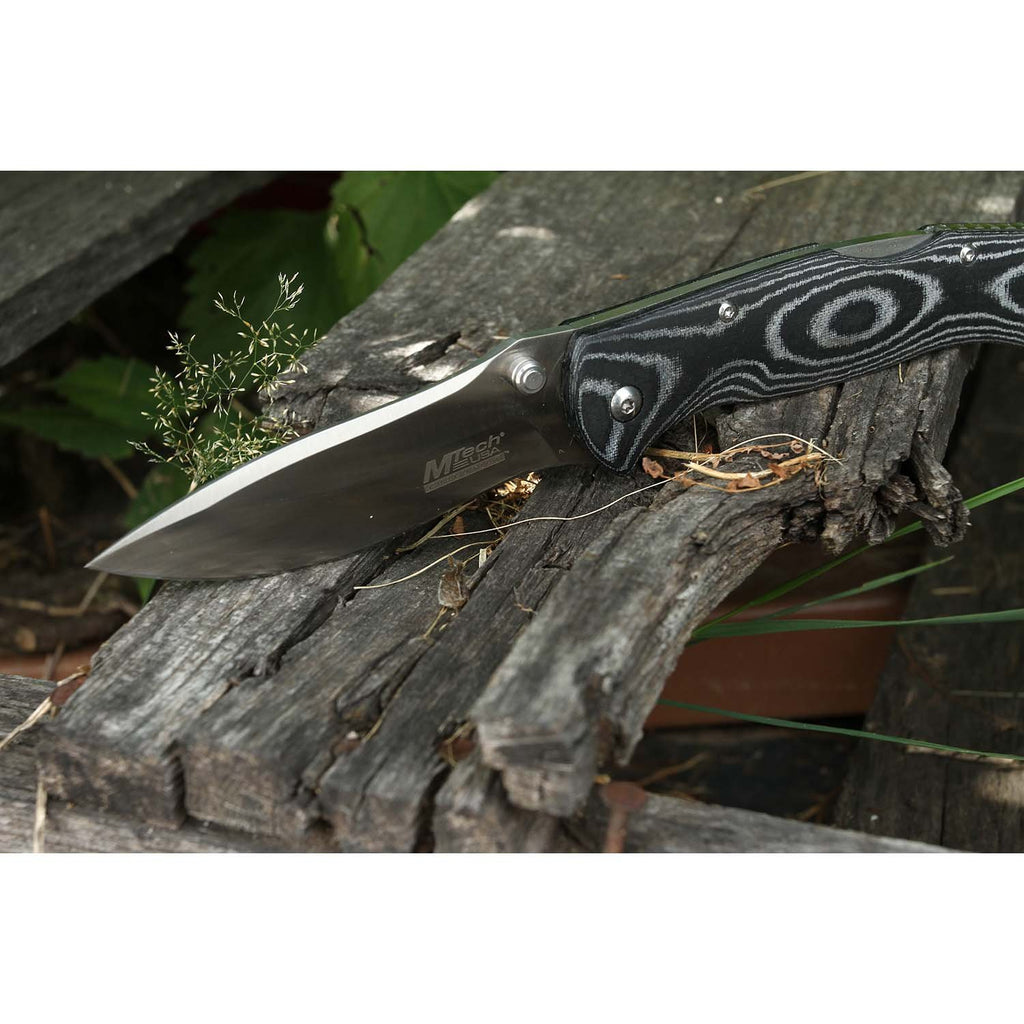 MTech Evolution MTE-FDR013-LM Folding Knife