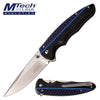 Related product : MTech Evolution MTE-FDR019-BL Manual Folding Knife