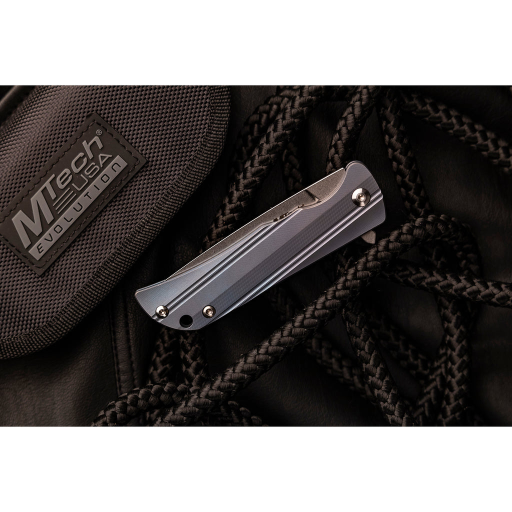 MTech Evolution MTE-FDR021-BL Manual Folding Knife