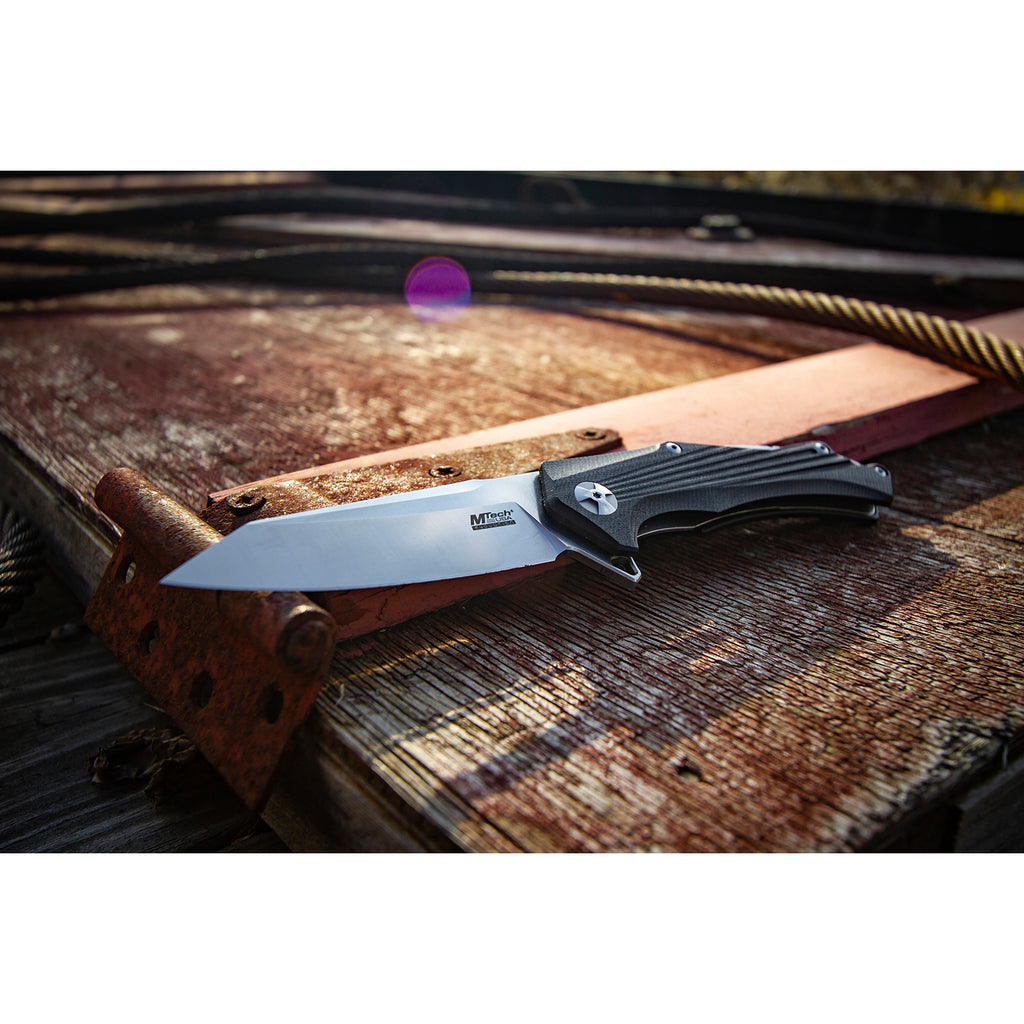 MTech Evolution MTE-FDR025-G10 Manual Folding Knife