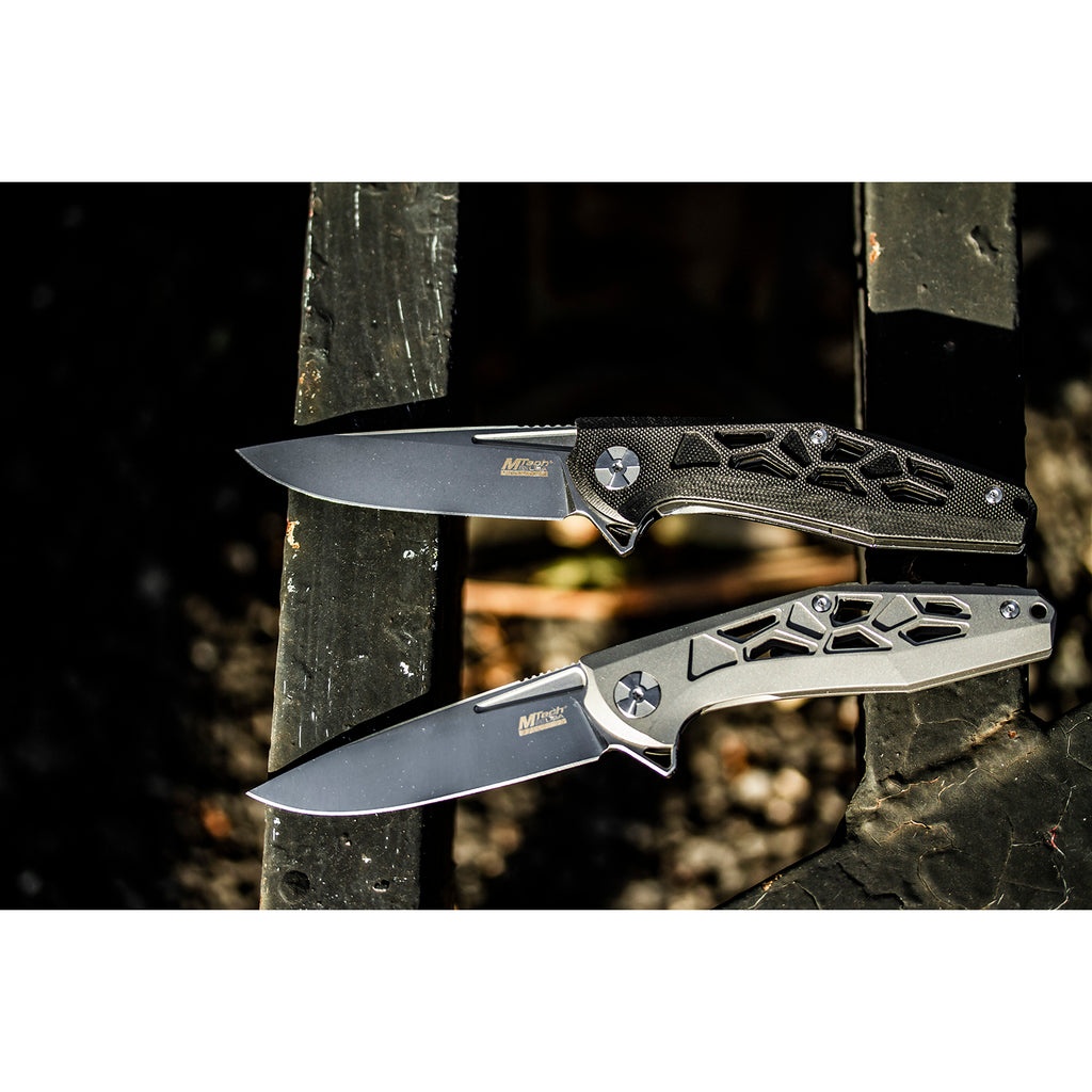 MTech Evolution MTE-FDR027-G10 Manual Folding Knife