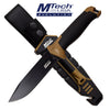 Related product : MTech Evolution MTE-FIX009M-TN Fixed Blade Knife