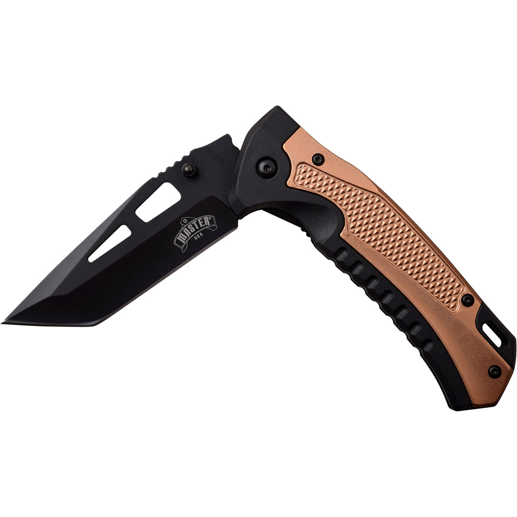 Masters USA MU-A078BZ Spring Assisted Knife