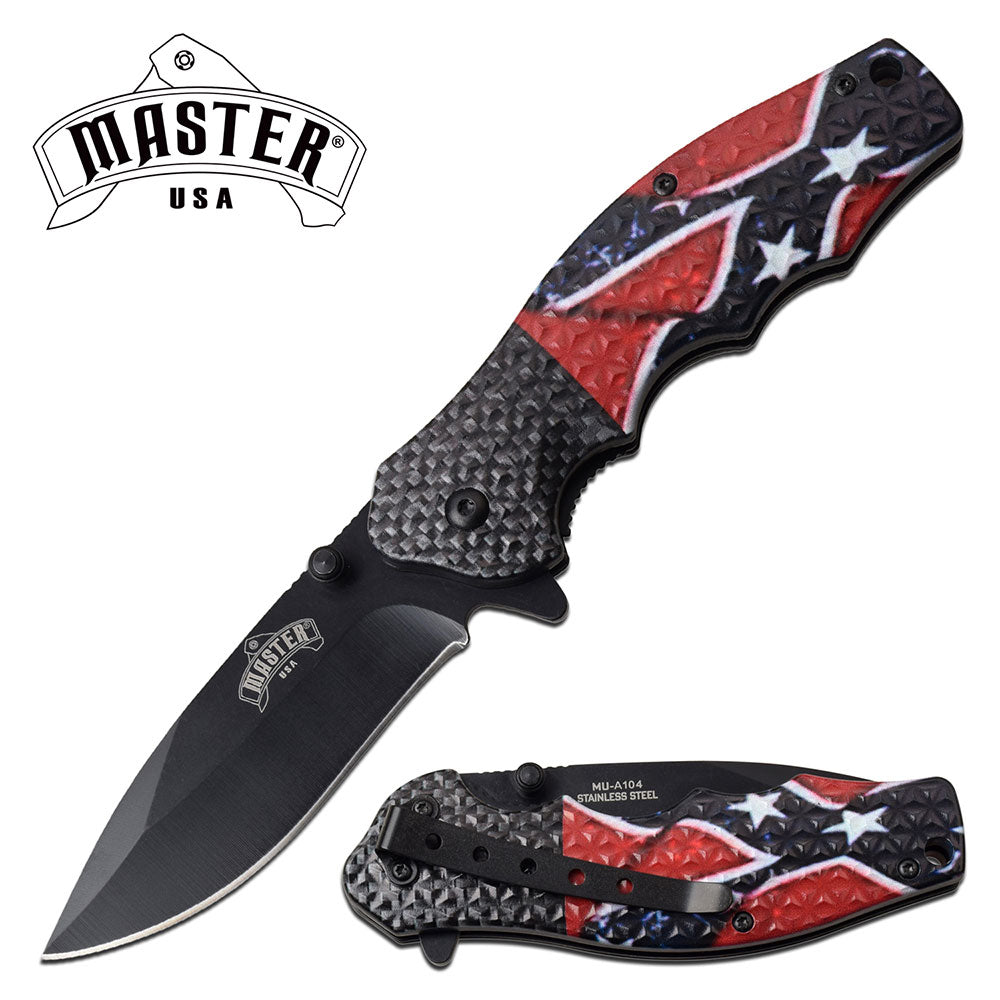 Masters USA MU-A104CS Spring Assisted Knife