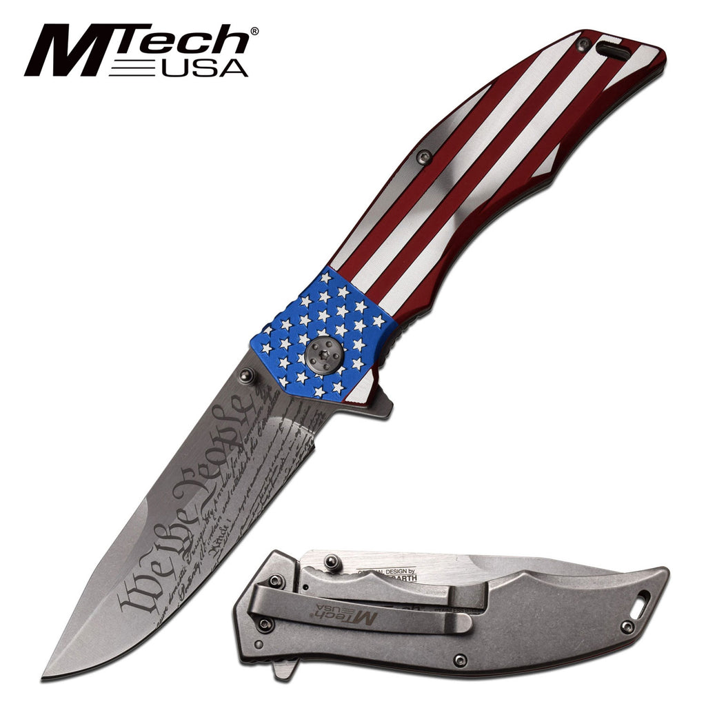MTech MX-A849CL Spring Assisted Knife