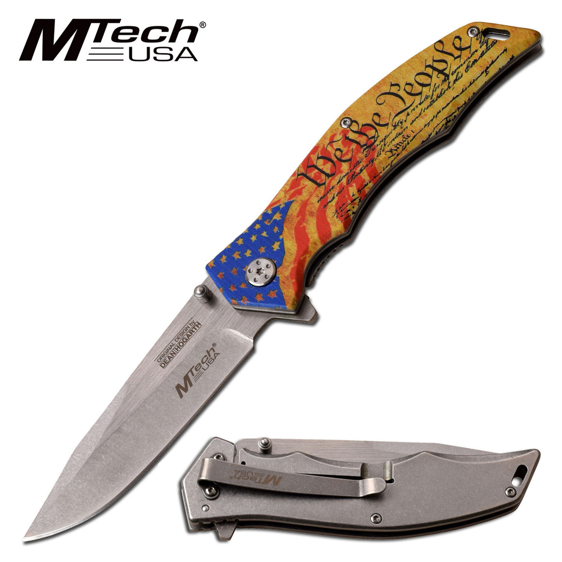 MTech MX-A849FC Spring Assisted Knife