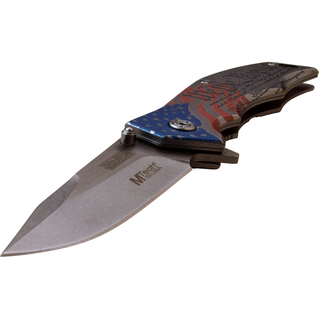 MTech MX-A849SW Spring Assisted Knife