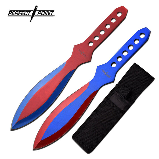 Perfect Point PP-109-2 Throwing Knife Set