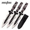 Related product : Perfect Point PP-122-3WH Throwing Knife Set