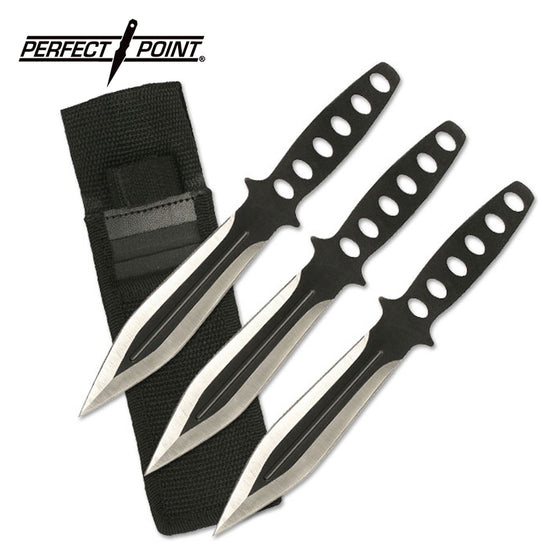 Perfect Point RC-136-3 Throwing Knife Set